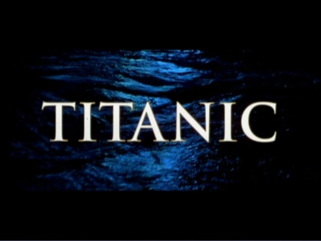 Title: Titanic Author: Paul shipton When: on April 14,1912 Where: in Atlantic Ocean