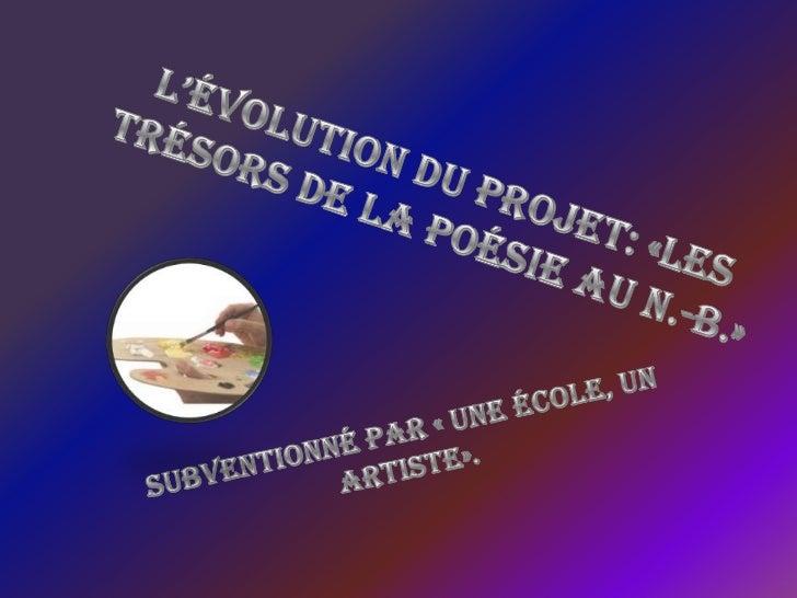 Sophie Auffrey – Artiste                associéeValérie Robichaud– Enseignante encharge