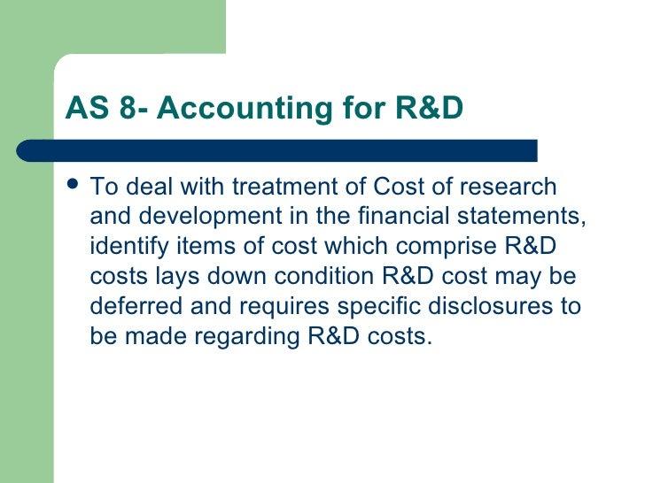 R&D Arrangements