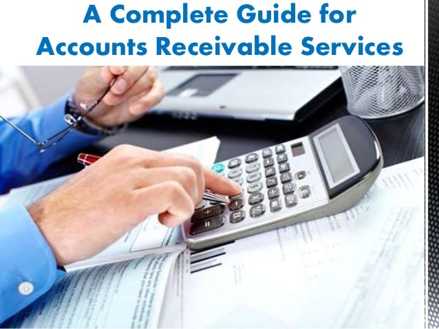 A Complete Guide for Accounts Receivable Services