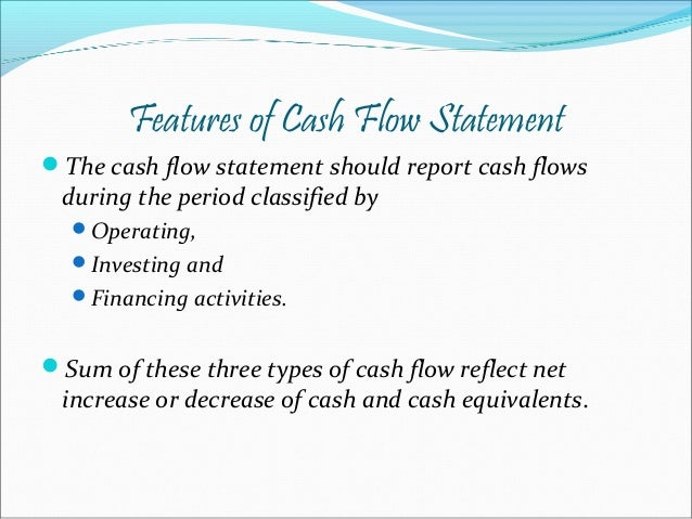 Accounting Standard-3 Cash Flow Statement by Nithin Raj