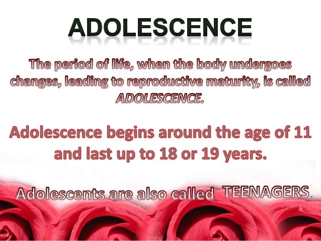 the period of adolescence and the Contemporary patterns of human development have changed the developmental period of adolescence around the world old notions and static views risk limiting the .