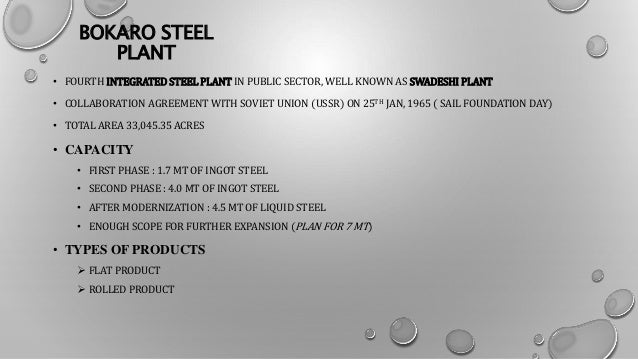 raw material handling system in steel plant pdf free