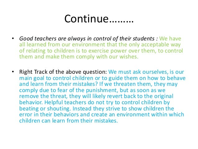 Ppt on corporal punishment