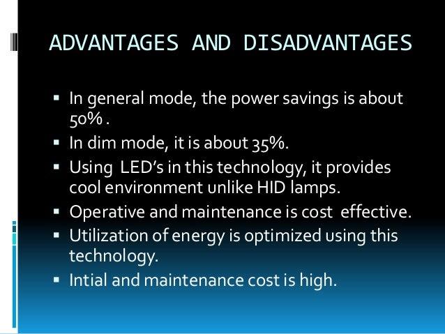Density sensed street light intensity control to save ...