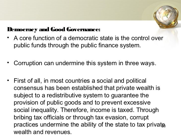 corruption in democracy essay Short essay on democracy democracy democracy has been defined as 'the government of the people, by the people, and for the people' it is the only form of.