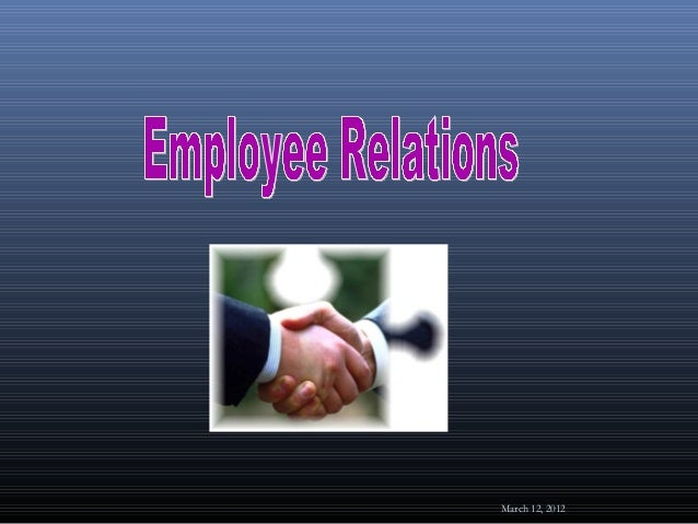 """employment relationship essay Essay on the employment relationship in the manufacturing sector introduction """"manufacturing industry refers to those industries which involves in the manufacturing and processing items and indulge in either creation of new commodities or in."""