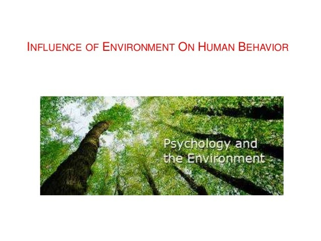 environmental psychology analysis The following universities either have eco- or environmental psychology graduate programs, or they offer relevant concentrations in other environmental and design programs.
