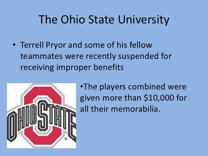 benefits of college athletics