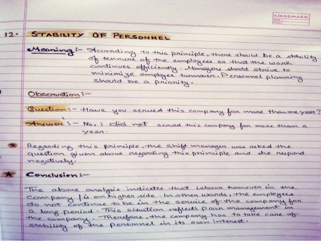 Henri Fayol's Management Theory Paper