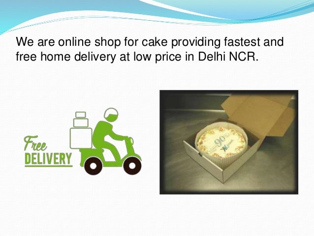 Online Cake Delivery Best Service In Delhi