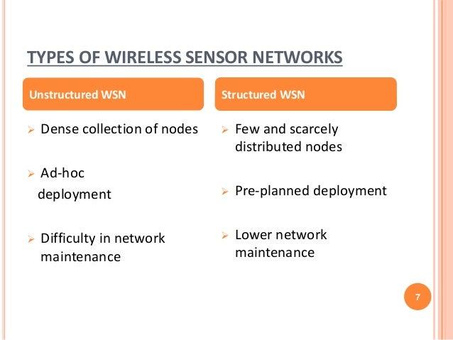 Ppt On Low Power Wireless Sensor Network 5th Sem