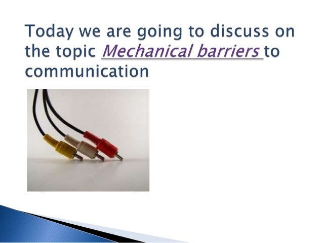 linguistic barriers to communication