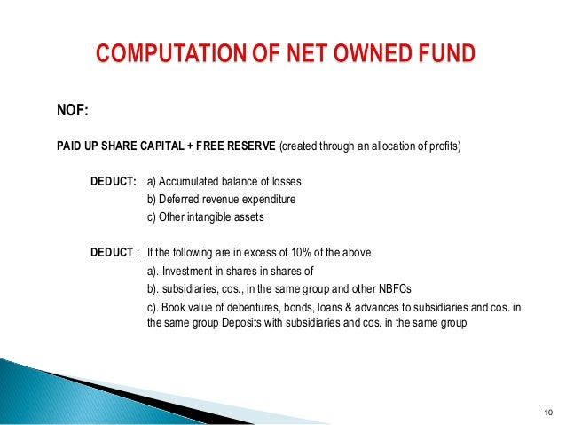 cic group ppt on nbfcs cic in india