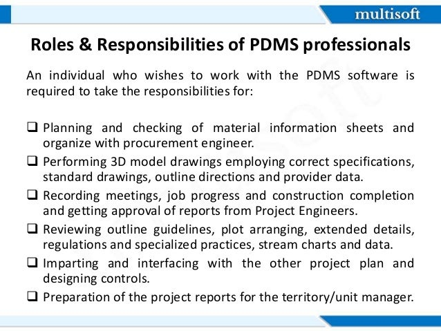 PDMS Courses