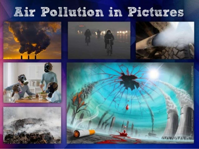 pollution and global warming pdf