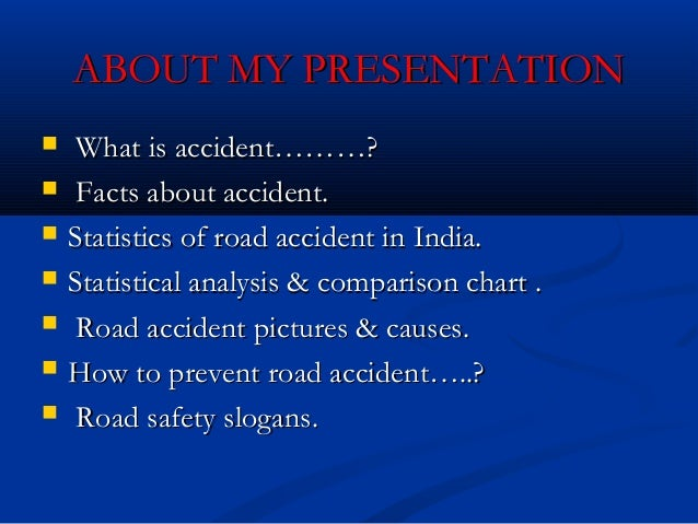 Chapter 56 accident prevention.
