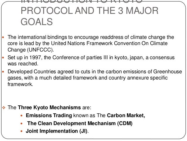 reaction paper in kyoto protocol Most national governments have signed and ratified the kyoto protocol reaction paper-an inconvenient truth by al an inconvenient truth reaction paper.