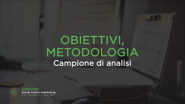 La SocialMediAbility delle Aziende Italiane - 2016 Slide 3