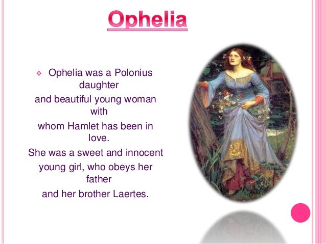 gertrude and ophelia in hamlet essay In the essay hamlet made simple in the 20th century, feminist critics opened up new approaches to gertrude and ophelia new historicist and cultural materialist critics examined the play in its historical context.