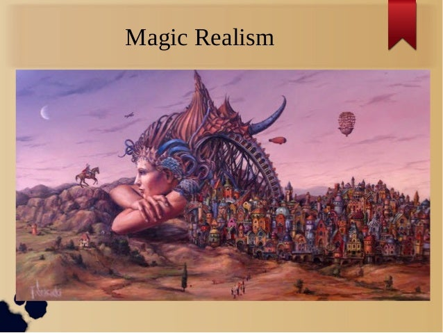 Essay on magical realism poetry
