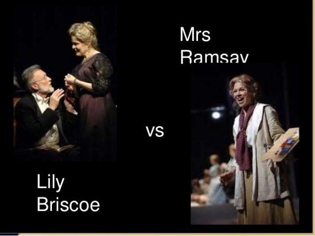 Lily Briscoe