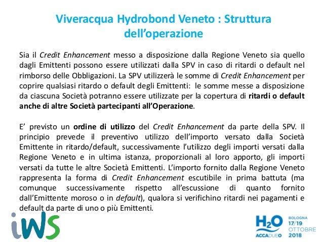 6e3b399b01 Finanza per le Water utilities. Come finanziare gli investimenti per …