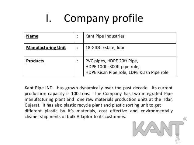 Brand Kant; 6.  sc 1 st  SlideShare & Estimation of market potential for Kant PVC pipe