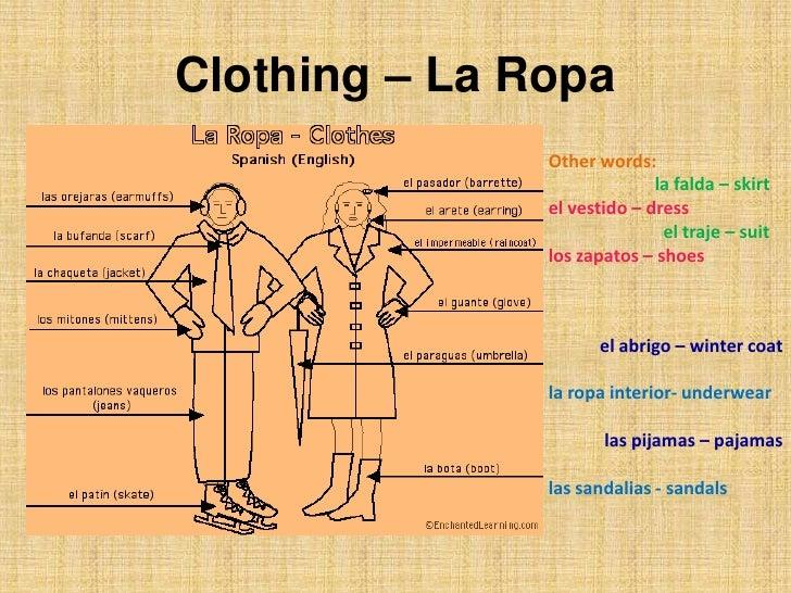 El abrigo in spanish