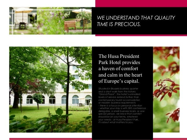 Husa Hotel President Park