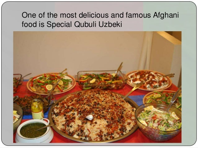 afghanistan religious food In western media, afghanistan is frequently portrayed as a hotbed of radical   transformation of the afghan religious landscape, the fragmentation of the   students from paying expenses related to food and housing, and are.