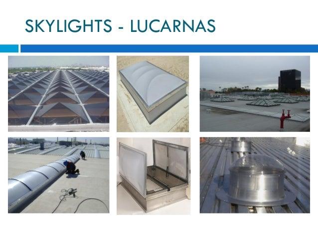 Membranas en epdm y tpo para impermeabilizacion en colombia for Ventanas para techos planos argentina
