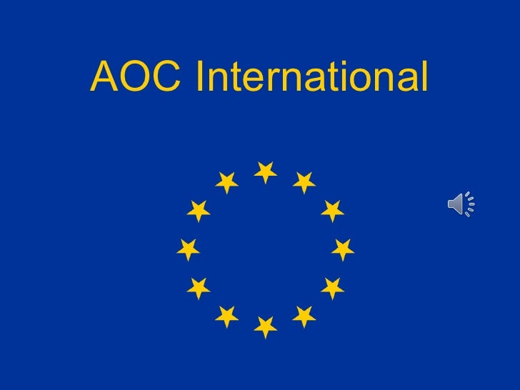 AOC International