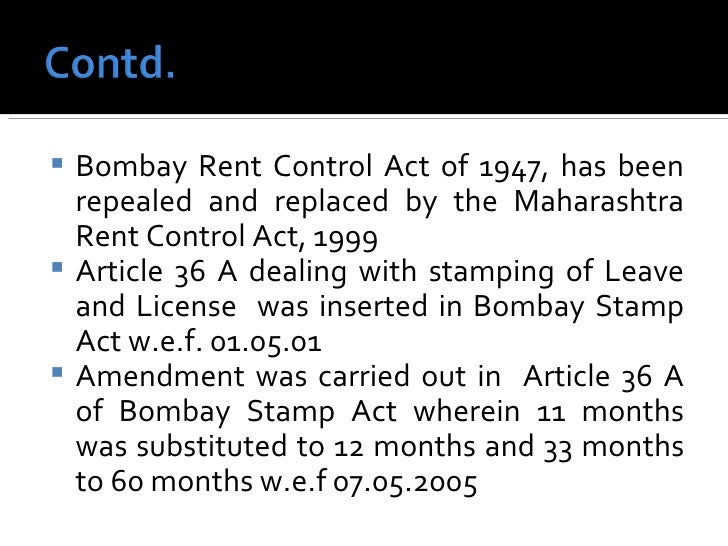bombay stamp conduct yourself guide 5