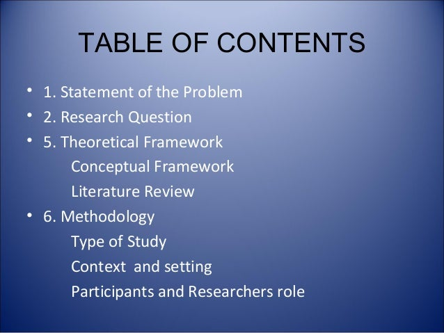 Help writing phd proposal slideshare
