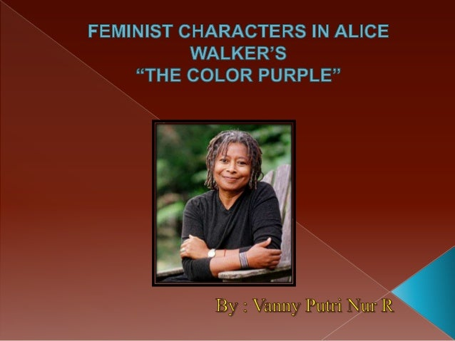 an analysis of the book the color purple by alice walker