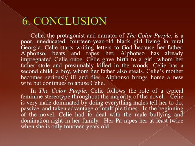 The Color Purple Chapter Summaries | Coloring Pages