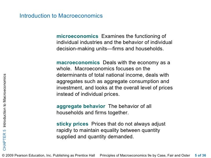 macroeconomics introduction This special issue contains six articles that develop macroeconomic models that  analyze the impact of population aging—and the impact of government policies.