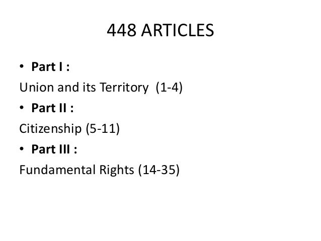 Inter-relationship between Fundamental Rights and DPSP