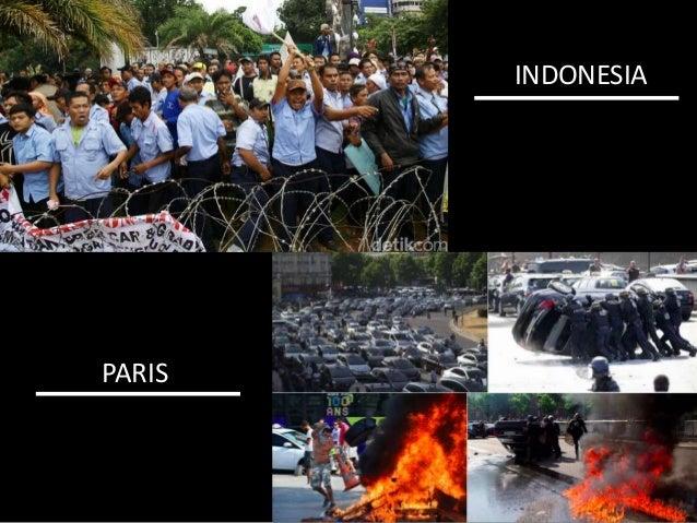 INDONESIA PARIS
