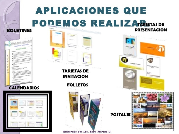 Folleto En Publisher