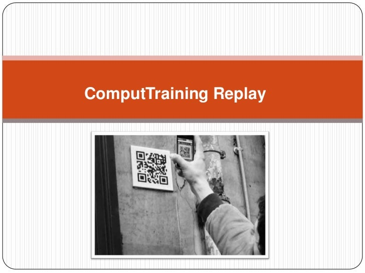 ComputTraining Replay