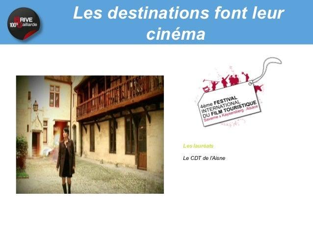 Les destinations font leur         cinéma              Berry Province              Une série de plusieurs films courts