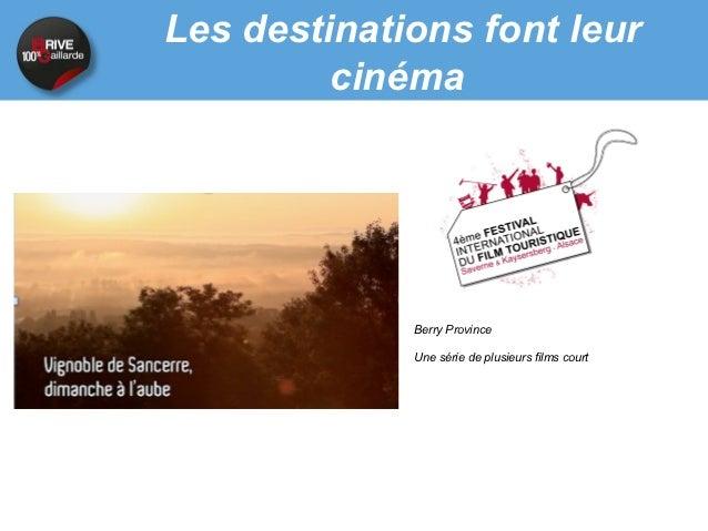 Les destinations veulent faire         du cinéma               Le Lac Blanc               Vidéo à tout prix ?             ...