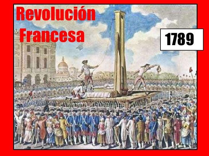 Revolución <br />Francesa<br /> 1789<br />