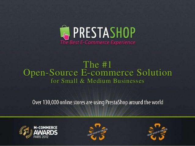 The #1Open-Source E-commerce Solutionfor Small & Medium Businesses