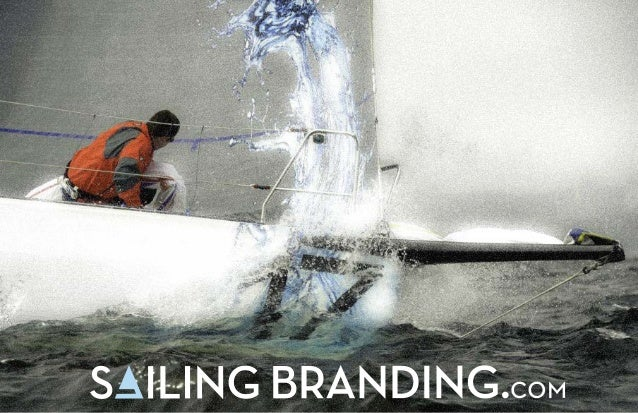 First high end graphic design company for sailors, that provides unique and personal branding for their boats