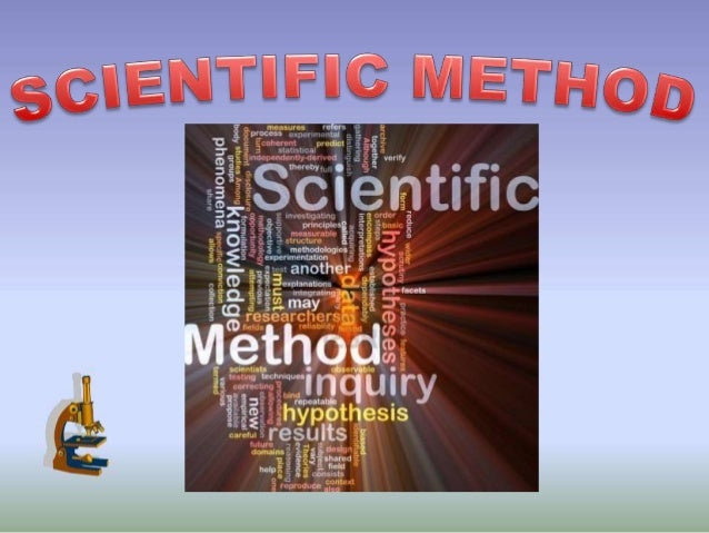 • A logical, problem solving technique • A Step-by-step way in which scientists answer questions.