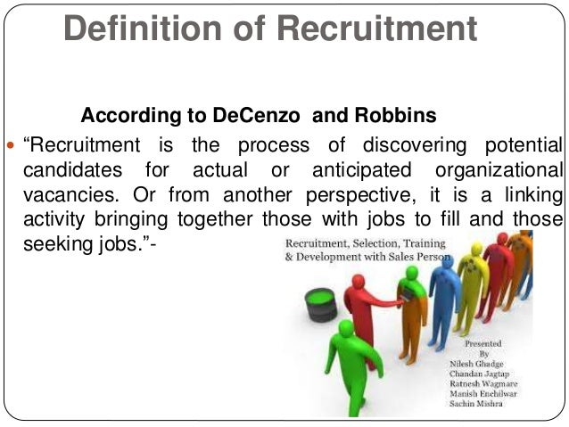 recruitment and selection definition Pre-selection strategies pre-selection strategies contents introduction 3 learning outcome 3 recruitment and selection: pre-selection strategies 5 definitions and concepts 6.