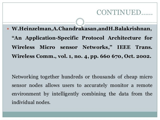 application-specific protocol architectures for wireless networks+thesis Friendship and loyalty essays  click here to continue  application-specific protocol architectures for wireless networks+thesis.